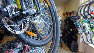 Nyitva maradnak a kerékpárszervizek