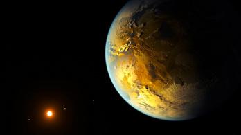 Nem is olyan messze tőlünk, egy Földhöz hasonló bolygóra bukkantak