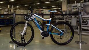Hamarosan minden második eladott kerékpár e-bike lehet