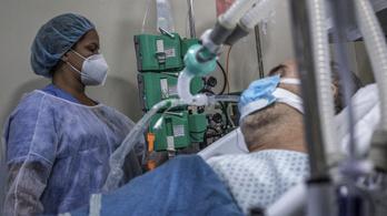 Nem enyhül a járványhelyzet, már több 116 millióan fertőződtek meg világszerte