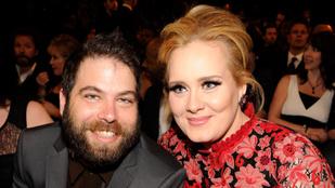 Véglegesítették Adele válását