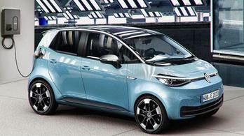 Két olcsó villanyautót ígér a Volkswagen