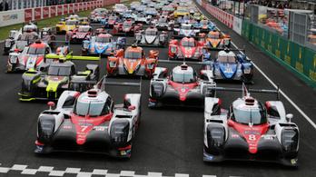 Elhalasztották a Le Mans-i 24 órást