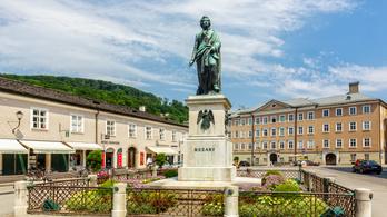 Máig kísérti szülővárosát Mozart szelleme