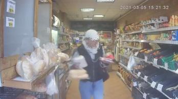 Tíz perc alatt elkapták a tolvajt a rendőrök