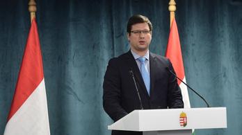 Gulyás Gergely: A Fidesz néppárti tagsága már csak technikai kérdés