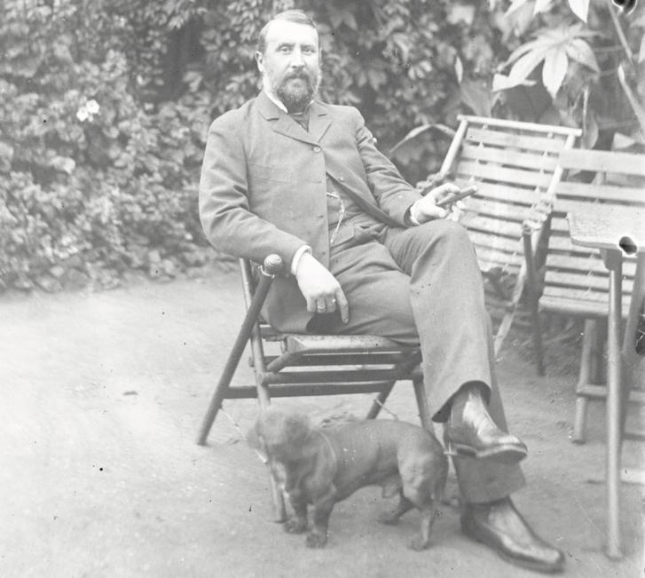 Eötvös Loránd, 1848–1919