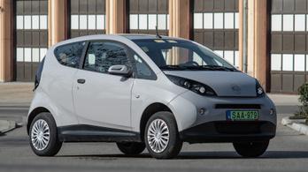 Használt autó: Bolloré Bluecar (2011)