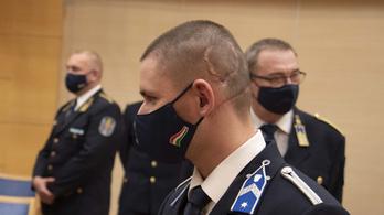 Ma van az Újpesten megkéselt rendőr születésnapja, egyre erősebb