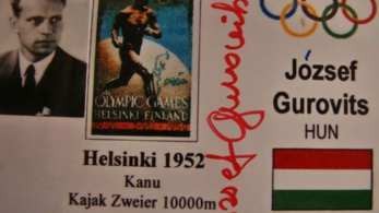 Meghalt Gurovits József olimpiai bronzérmes kajakozó