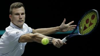 Nincs megállás: Fucsovics életében először jutott ATP 500-as döntőbe