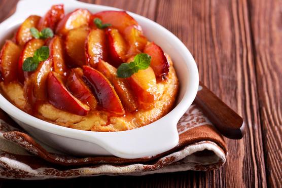 A legegyszerűbb, ha görög joghurt tetejére kanalazod, de sütemények tetején is finom.