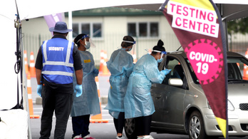 Véget ért az egy ember miatt elrendelt zárlat az új-zélandi városban