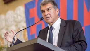 Joan Laporta a favorit, visszahozhatja a régi szép időket a Camp Nouba