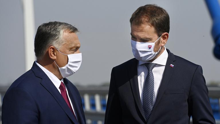 Az Orbán-kormány segít Szlovákiának, de semmit nem kap érte