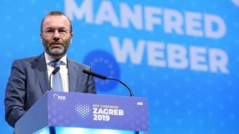Manfred Weber: Orbán Viktor egy populista pártot hozna létre az Európai Parlamentben