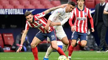 A Barca örülhet leginkább az Atlético és a Real döntetlenjének