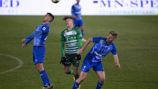 Ezúttal Zalaegerszegen bukott pontokat a Ferencváros