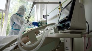Új eljárással segítenek a koronavírusos betegeken Kiskunhalason