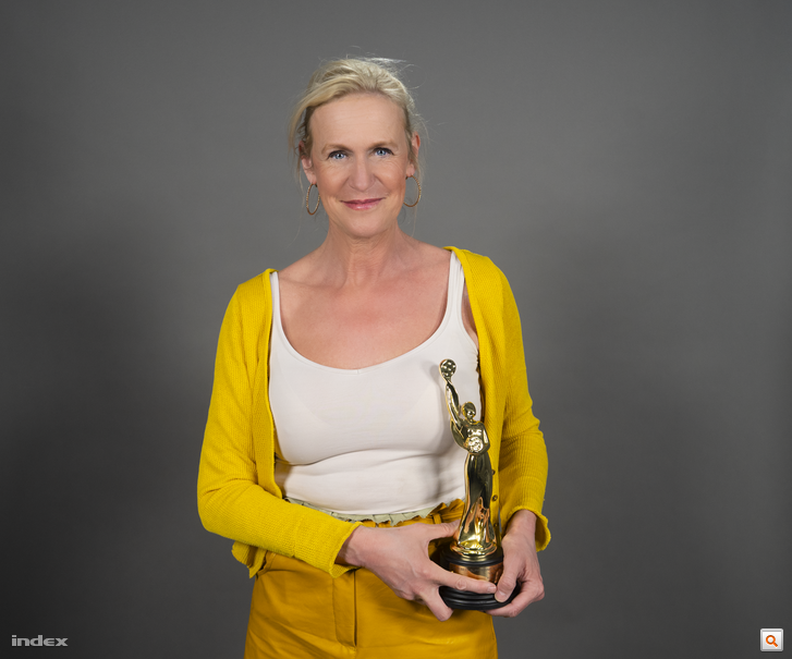 Spilák Klára kapta a New York-i The Short Film (SOFIE) Awards legjobb női mellékszereplőnek járó díját.
