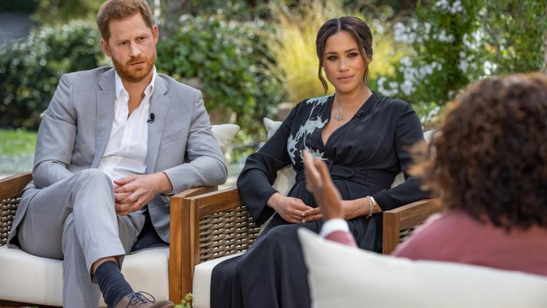 Exkluzív interjú: Harry és Meghan nem akar félelemben élni