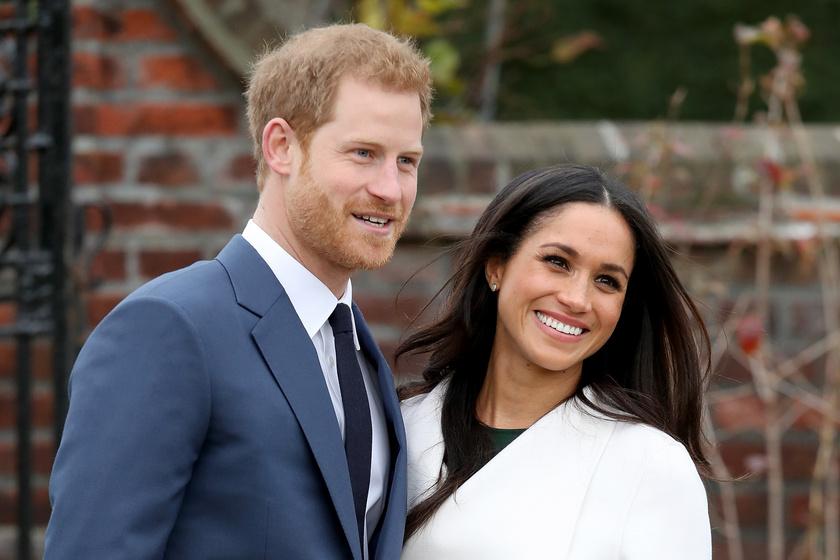 Harry és Meghan kislányt várnak: azt is elárulták, szeretnének-e még gyereket