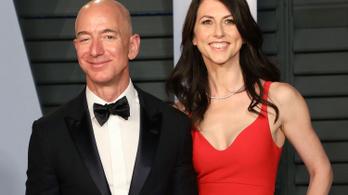 Újraházasodott Jeff Bezos exfelesége