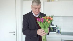 Gyurcsány Ferenc és Marci megköszöntötte a lányokat