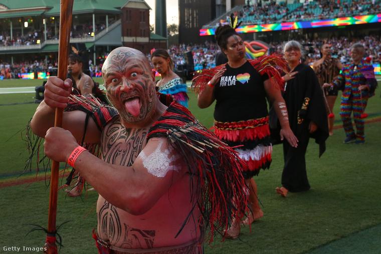 Az első ausztrál pride-felvonulás 43 évvel ezelőtt, 1978-ban volt.