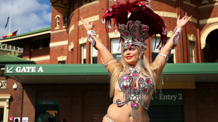 Ha önnek is hiányoznak már a fesztiválok, nézze, mekkora buli volt Ausztráliában a hétvégén!