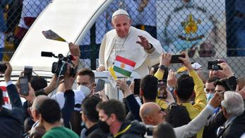 Ferenc pápa visszatért a Vatikánba