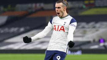 Mourinho szerint begyógyultak Gareth Bale pszichés sebei