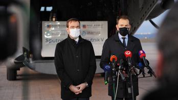 Leginkább a Pfizerben és a Szputnyikban bíznak Szlovákiában