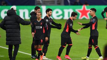 Milliós kártérítést fizet a Leipzig a Liverpoolnak a budapesti meccs miatt