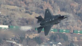 Újabb felvonás az F–35-ös vadászgép szappanoperájában