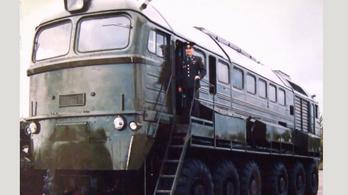 Megoldották a gumikerekes Szergej mozdony rejtélyét?