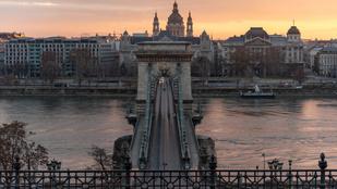 Budapest veri életszínvonalban Bécset és Berlint is
