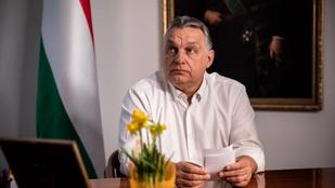 Így köszöntötte fel Orbán Viktor a nőket