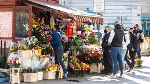 Ha siet, ma még rendelhet virágot