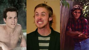 Pályakezdő vagy befutott korukban tetszenek jobban ezek a színészek?