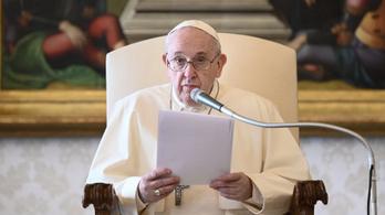 Ferenc pápa ősszel Magyarországra jön