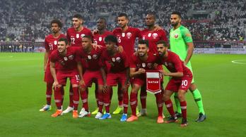 Debrecenbe költözik a katari labdarúgó-válogatott