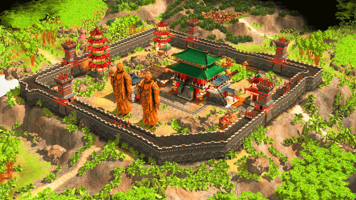 Stronghold Warlords (Forrás: Firefly Studios)