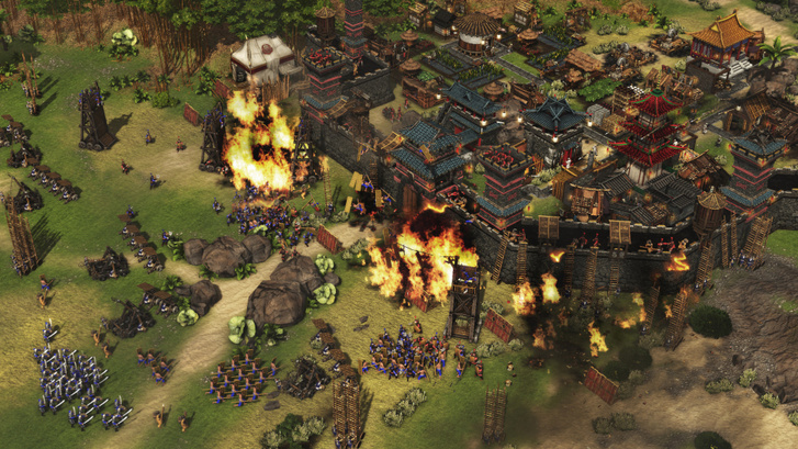 Stronghold Warlords (Firefly Studios)