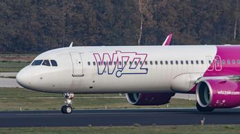 Magyar utasokat hagyott Londonban a Wizz Air