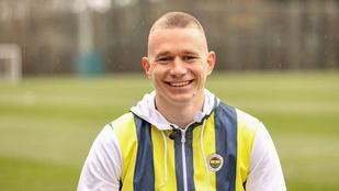 Megvan Szalai Attila első gólja a török bajnokságban