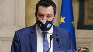 Matteo Salvini tárgyalt Csiszár Jenővel