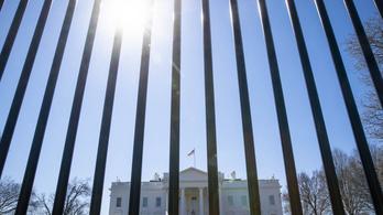 Biden Őrnagyot hazaküldték a Fehér Házból