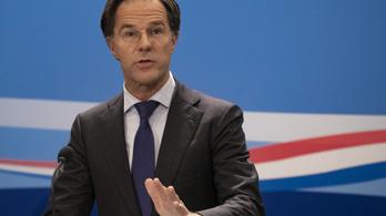 A hónap végéig marad a kijárási tilalom Hollandiában