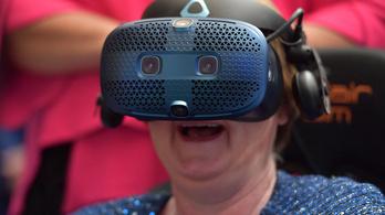 Jövőre érkezhet a hordozható Apple VR-szemüveg